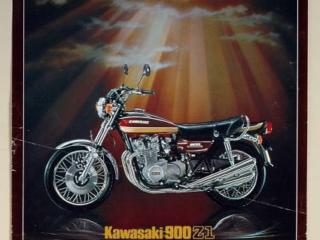 Publicité 900 Z1B 1975