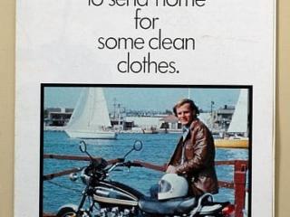 Publicité Américaine Z1B 1975