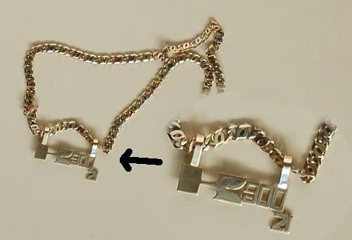Ce bel objet appartient à Thierry alias BALOO, un passionné en or
