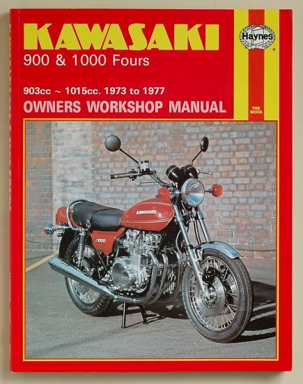 Revue technique 900 & 1000 Fours-ed. Haynes