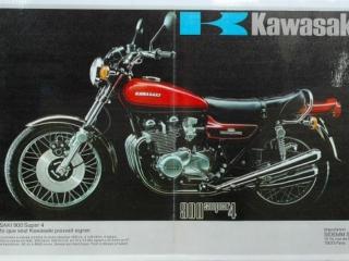 Poster publicitaire 30 x 40 Z1 1973